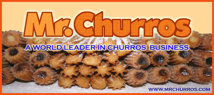 Mr Churros A world leader