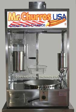 Churros Compact Counter