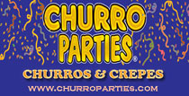 Churros & Crepes - Churro Parties