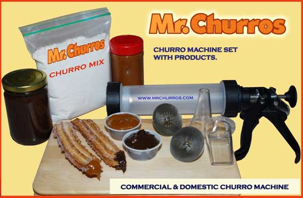 Commercial & Domestic Churro Machine