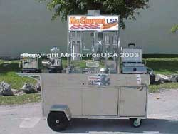 Churros cart mpc02